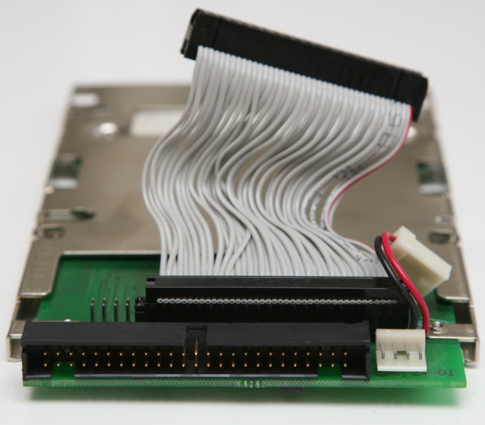 Ide Ribbon Cable : Winstation lsl scsi to ide adapter with mounting